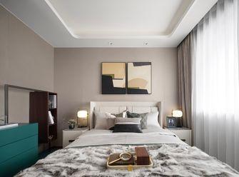 130平米现代简约风格卧室装修效果图