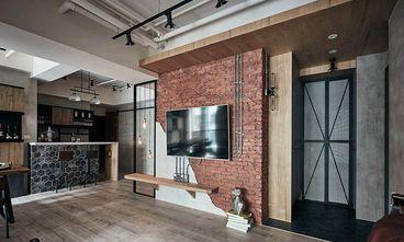 富裕型80平米三室两厅工业风风格其他区域欣赏图