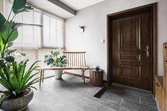 15-20万100平米三室一厅现代简约风格玄关图片大全