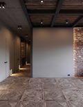 富裕型90平米混搭风格走廊欣赏图