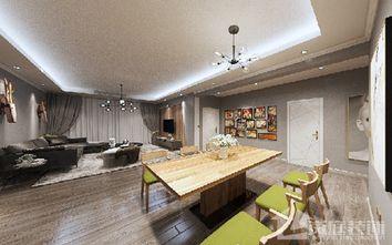 豪华型四室两厅北欧风格餐厅图片大全