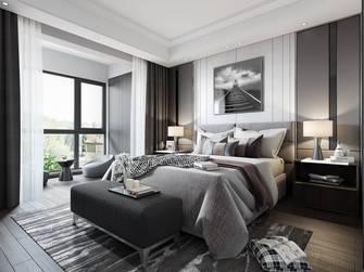 20万以上130平米美式风格卧室设计图