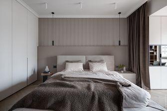 120平米三轻奢风格卧室图片大全