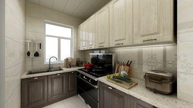 15-20万120平米三室两厅混搭风格厨房效果图