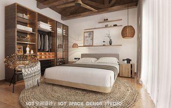 经济型140平米田园风格卧室效果图