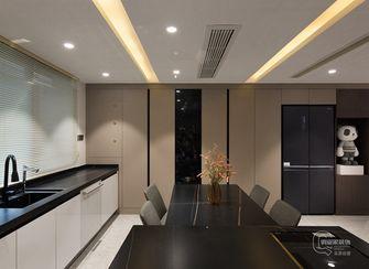 10-15万140平米三室两厅现代简约风格厨房图