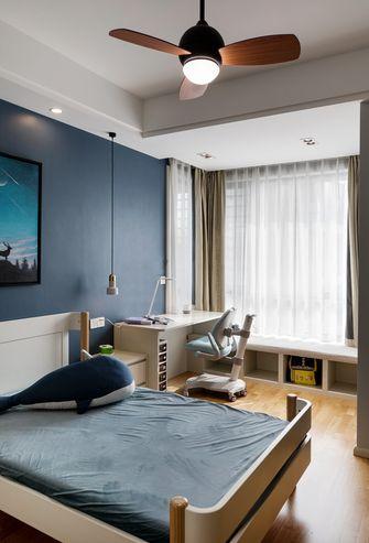 20万以上140平米四室两厅北欧风格青少年房装修案例