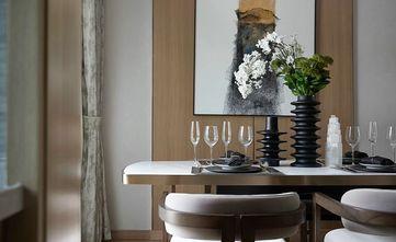 5-10万100平米三室一厅中式风格餐厅图片