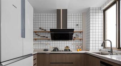 经济型100平米北欧风格厨房装修图片大全