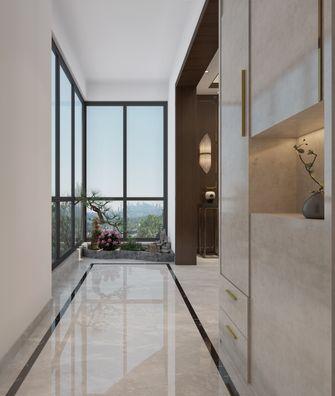 120平米四室两厅中式风格玄关图片大全