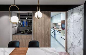 经济型90平米三室两厅混搭风格餐厅装修效果图