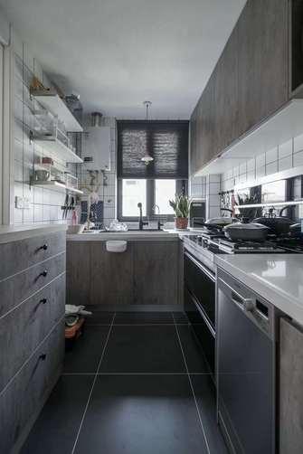 70平米港式风格厨房欣赏图