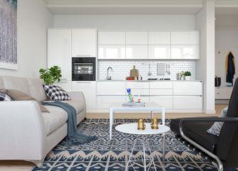 10-15万70平米一室两厅北欧风格客厅装修效果图