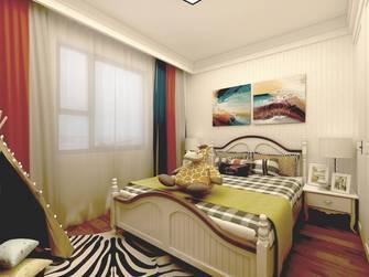 110平米三室三厅欧式风格卧室设计图