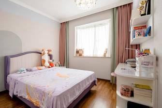 富裕型100平米三室三厅港式风格青少年房装修效果图