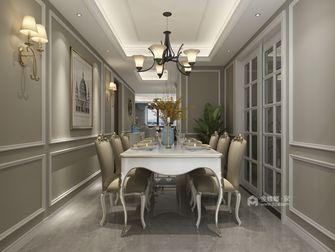 20万以上140平米四欧式风格餐厅装修图片大全