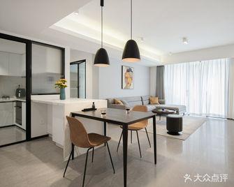 富裕型120平米三北欧风格客厅装修效果图