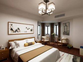 140平米三室一厅新古典风格卧室装修图片大全