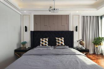 10-15万三室两厅轻奢风格卧室装修案例