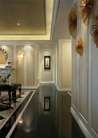 20万以上90平米三室一厅欧式风格走廊装修案例