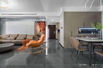 15-20万110平米三室两厅现代简约风格餐厅欣赏图