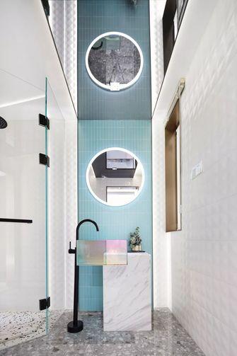 90平米北欧风格卫生间设计图