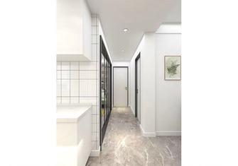 经济型60平米轻奢风格走廊装修案例