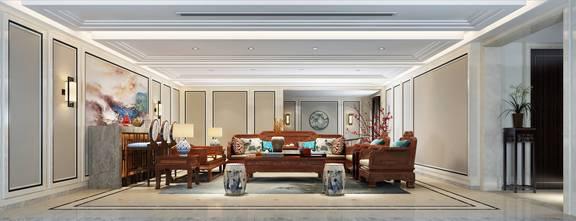 140平米别墅欧式风格客厅图片大全