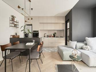经济型40平米小户型北欧风格厨房图