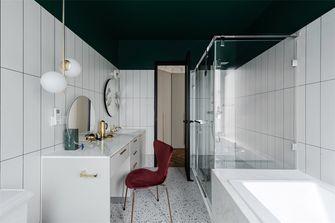 20万以上120平米三室一厅轻奢风格卫生间装修效果图