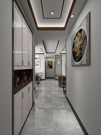 3万以下110平米三室一厅现代简约风格玄关装修图片大全