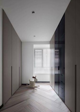 90平米三室一厅现代简约风格走廊图片大全