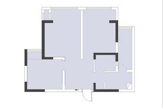 5-10万40平米小户型北欧风格客厅装修效果图