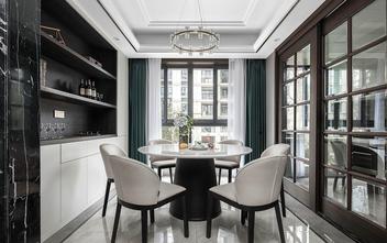 130平米四室一厅美式风格餐厅欣赏图