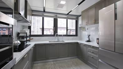 豪华型140平米复式轻奢风格厨房图片