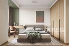 20万以上三现代简约风格卧室装修图片大全