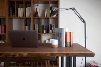 140平米中式风格书房效果图