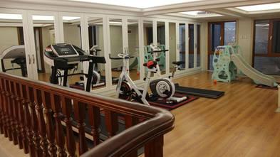豪华型140平米别墅欧式风格健身房效果图