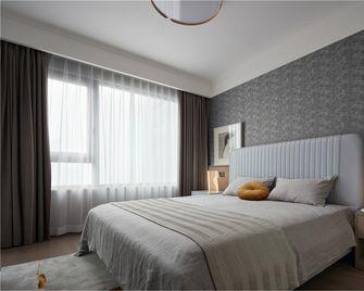 豪华型140平米四现代简约风格卧室装修案例