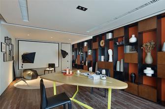 15-20万130平米四室两厅北欧风格书房装修图片大全