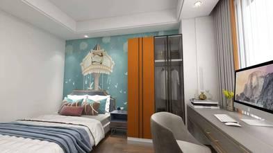 20万以上120平米别墅北欧风格青少年房装修效果图