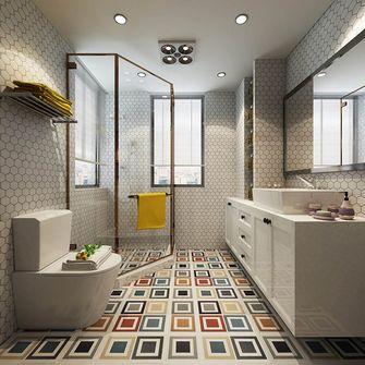 10-15万80平米美式风格卫生间设计图