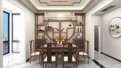 15-20万110平米三室两厅新古典风格餐厅图片大全