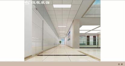 20万以上140平米公装风格走廊装修图片大全
