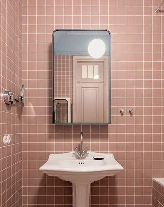 经济型50平米公寓新古典风格卫生间装修图片大全
