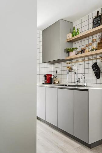 10-15万130平米四室一厅轻奢风格厨房图片