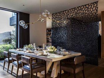 富裕型120平米四新古典风格餐厅图片大全