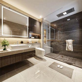 富裕型140平米别墅中式风格卫生间装修图片大全