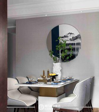 10-15万90平米三室两厅中式风格餐厅装修案例