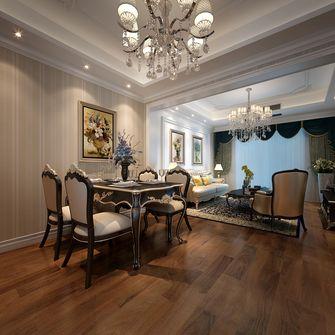70平米一居室欧式风格餐厅图片大全